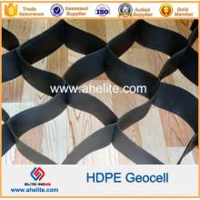 Geocélula de plástico HDPE de estabilidade do solo de produtos de terraplanagem