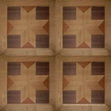Reclaimed Französisch Eiche Versailles Boden Engineered Wooden Mosaic Flooring