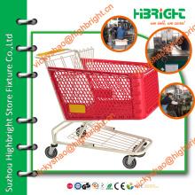 wholesale shopping trolley,retail shopping cart,supermarket german shopping trolley