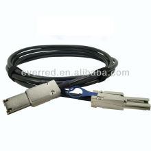 Mini cabo SAS SFF-8088 para SFF-8088 2M (ERS049-002)