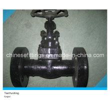 1500lbs API602 Válvula de Porta Forjada Flangeada de Aço Carbono