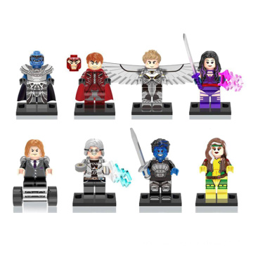 ABS Marvel Character Plastic Minifigures Blocks 10258575