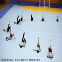 Revestimento barato Indoor dos esportes do PVC do Gym / handball