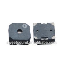 Dongguan buzzer smd 8,5 * 8,5 mm mini buffet smt pour PCB