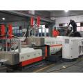Gránulos de ABS PP PE PS que hacen la máquina de granulación