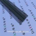 V shaped flexible silver aluminium drywall tile corner bead
