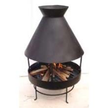 BBQ Ourdoor Heater, Schornstein, Gusseisen chimenea (FSL021)