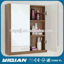 High Quality Modern Design Melamine Door Hinges Bathroom Mirror Cabinet