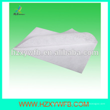 Serviette jetable non-tissée de serviette chaude / froide de serviettes de Spunlace