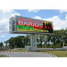 P8 Low Power Consumption Outdoor Billboard LED Display