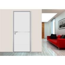 Foshan Aluminiumrahmen MDF Tür für Haus