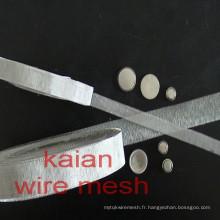 Différents matériaux Matériau électronique blindé / Mesh écouteur / maillage de haut-parleur / Mesh de collecteur de courant ---- usine de 30 ans