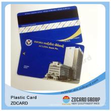 Tarjeta de recaudación de fondos de High-Co Magnetic Stripe