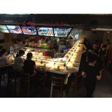 Prix compétitif de haute qualité ceinture de transport de sushi