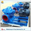 Double Suction Pump Centrifugal Horizontal Single-Stage Pump Irrigation Pump