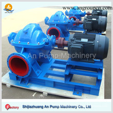 Large Capacity Double Suction Pump Agricultural Irrigation Water Pump