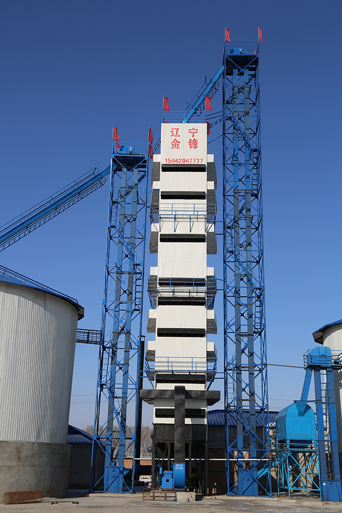 Maize Drying Equipment