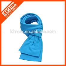 2016 простой флис оптовые шеи шарфы для женщин