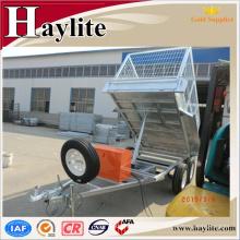 Remolque volcado personalizado con cilindro hidráulico