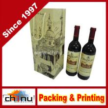Bolsa de papel de vino (2322)