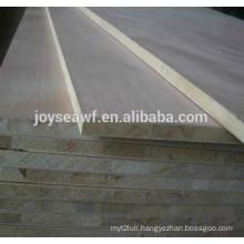 18mm pine blockboard