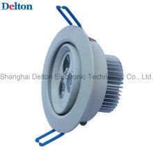 3W flexível personalizado levou lâmpada de teto (DT-TH-3G)