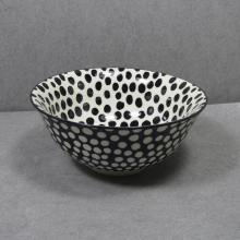 Pad Printing Stoneware Bowl