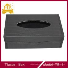 Mode PU Material Gewebekasten Made in China