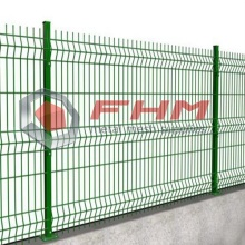 PVC Coated Security Fence of Welded Wire