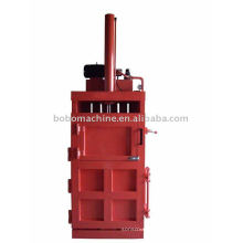 LIGHTWEIGHT SCRAP METAL BALER MACHINE