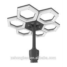 72LED 6320lm 90W uso Osram o Cree Chip 220v IP65 al aire libre llevado luz de jardín de estacionamiento llevó la luz