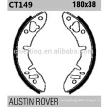 Good parts FSB373 for AUSTIN ROVER parking brake shoe