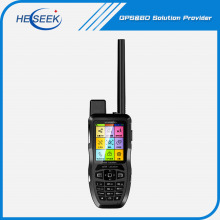 UHF Satellite GPS Handheld Interphone