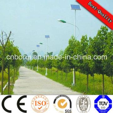Hot White Solar Power Panel 3 LED Zaun Gutter Licht Outdoor Garten Wand Lobby Pathway Lampe