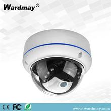 H.265 5.0MP Dome CCTV Surveillance IP Kamera Keamanan