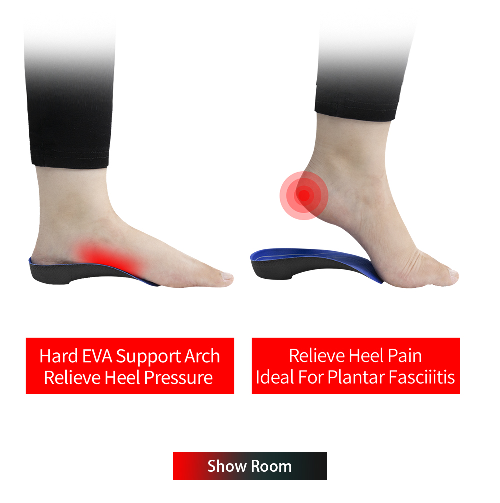 Flat feet Orthotic Arch Support