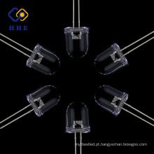 Água conduzida redonda do IR 940nm de 10mm clara da fabricação profissional