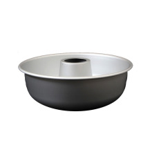 Runde Chiffon-Kuchenform aus Aluminiumlegierung