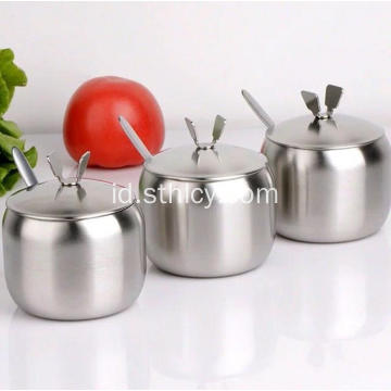 Toples bumbu stainless steel 201/304