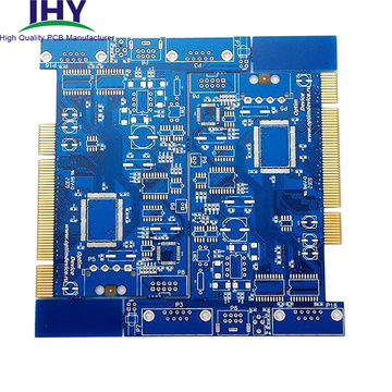 4 Layer High Frequency Multilayer Fr4 PCB Manufacturing