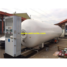 25MT 50000L LPG Skid-mounted Plants
