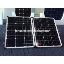 120W China flexible tierra panel solar para Pakistán India mercado de África