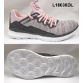 dames casual flyknit sports respirant chaussures de course