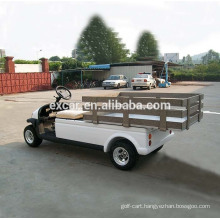 CE Certification 48V 2 person small electric truck on sale