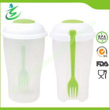 800ml Оптовая Салат Кубок для вегетарианских