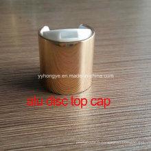 Couvercle / couvercle / bouchon de bouteille en plastique d'aluminium 24/410