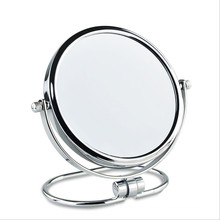 3 Inch and 6 Inch Gift Silver Glass Bathroom Folding Magnifier Mirror