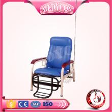 Luxus verstellbarer Krankenhaus Infusion Leder Liegestuhl Stuhl