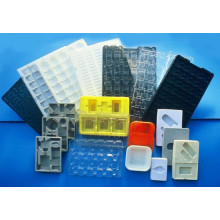 OEM лоток пластиковый блистер сделано в Китае (косметическая коробка)