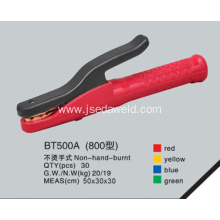 Non Hand Burnt Type Electrode Holder BT500A(800)